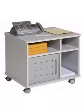 Mesa de impresora móvil