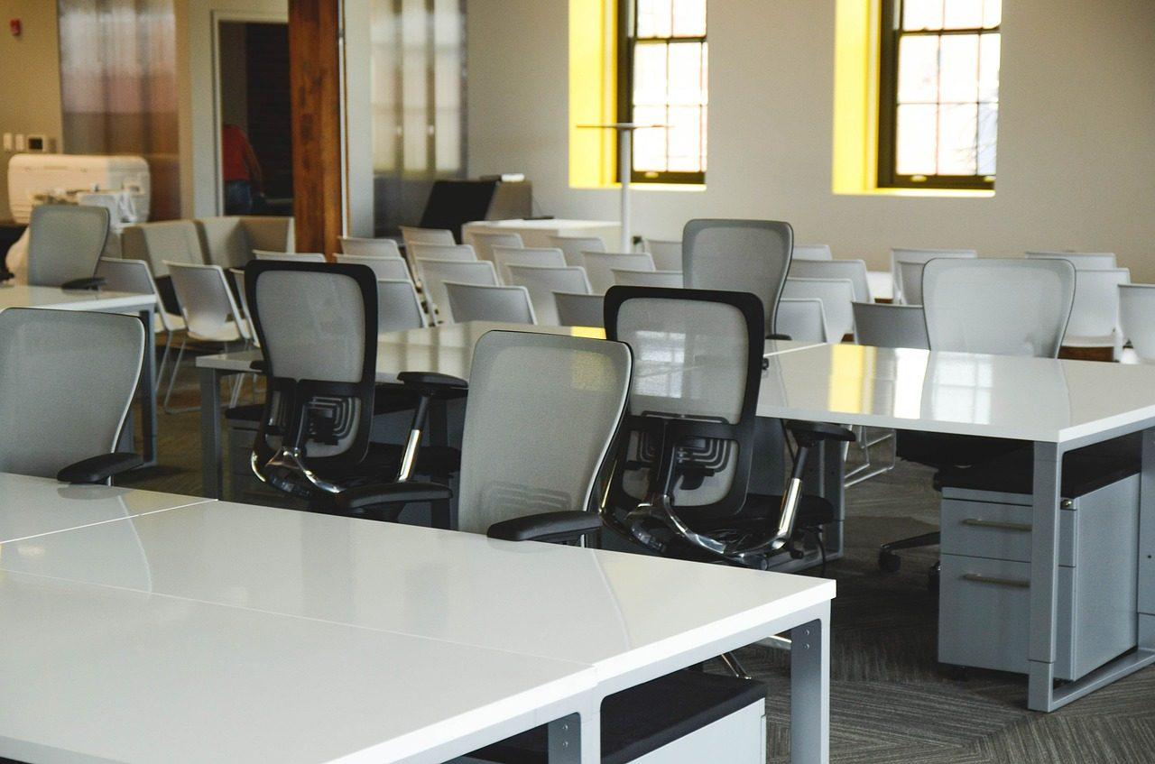 Muebles para coworking