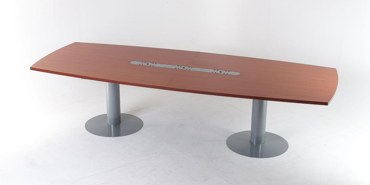 Mesa de directorio Metalic