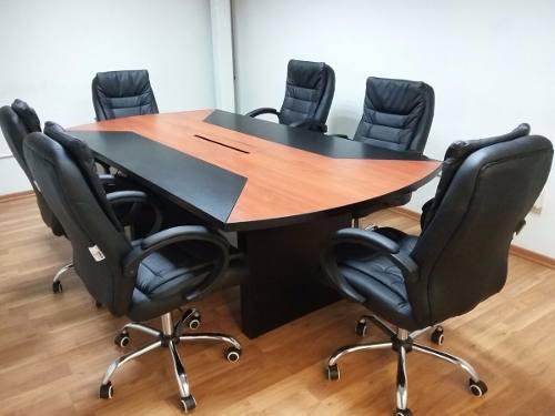 Mesa de reuniones para 6 sillas