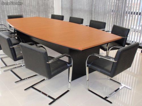 Mesa de reuniones para 8 sillas