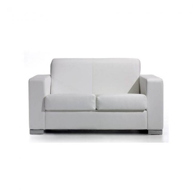 Sofá confort con dos asientos