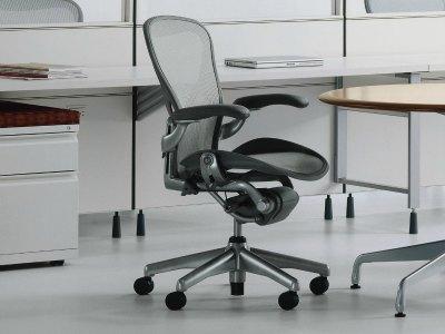 silla de oficina ergonomica